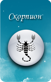 характеристика скорпиона